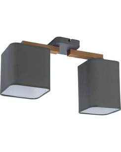 Люстра TK Lighting 4165 Tora grey цена