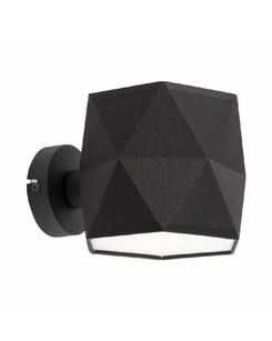 Бра TK Lighting 1040 Siro black ціна