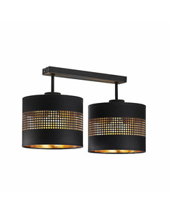 Люстра TK Lighting 3212 Tago black